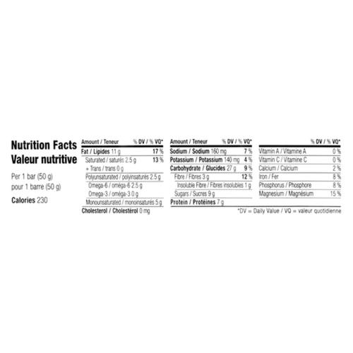 Clif Organic Energy Bar Filled Peanut Butter 50 g