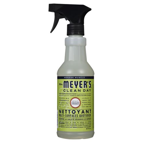 Mrs. Meyer's Clean Day Multi-Surface Cleaner Lemon Verbina 473 ml