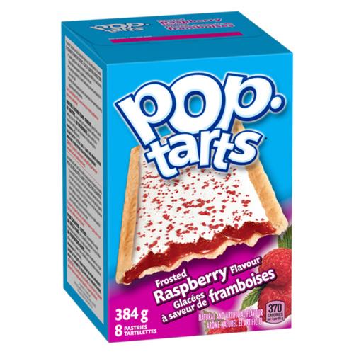 Kellogg's Pop Tarts Raspberry 384 g