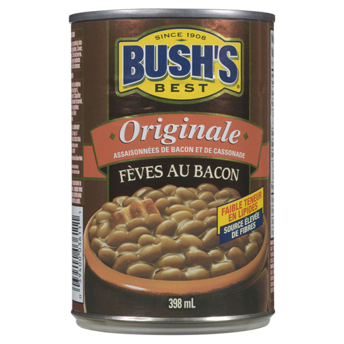 Bush's Original Baked Beans 398 mL