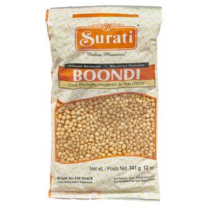 Surati Boondi Chick Pea Puffs 341 g