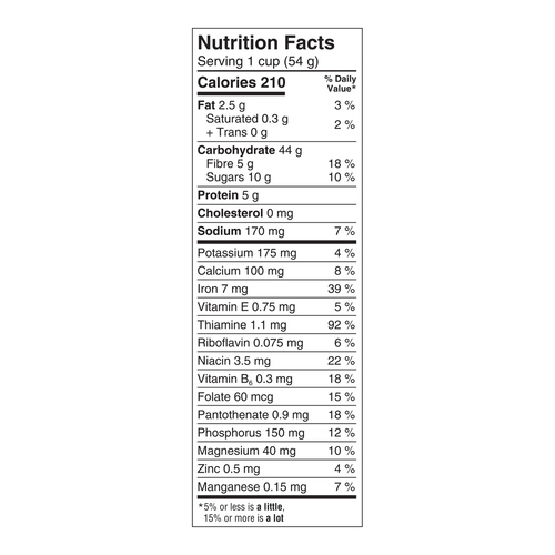 Kellogg's Special K Apple Raspberry Almond Cereal 396 g