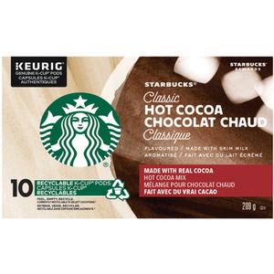 Starbucks Hot Cocoa 10 K-Cups 209 g