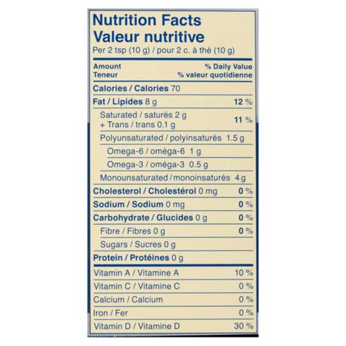 Becel Margarine Unsalted Plant-Based Sticks 454g