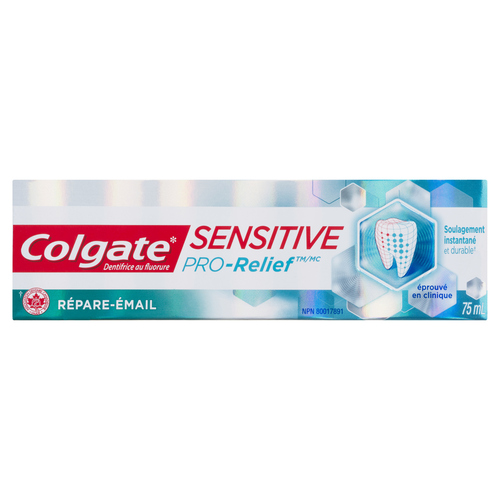 Colgate Sensitive Pro-Relief Enamel Repair Toothpaste 75 ml