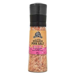 Farm Boy All Natural Salt Grinder Himalayan Pink Salt 300 g
