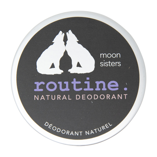 Routine Deodorant Moon Sisters Magnesium & Charcoal 58 g