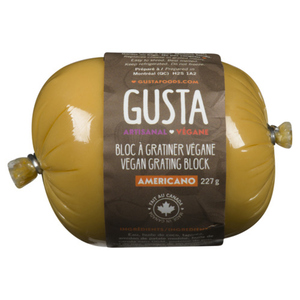 Gusta Vegan Americano Grating Block 227 g