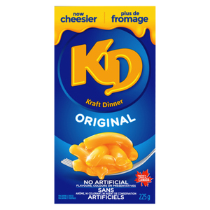 Kraft Dinner Macaroni & Cheese  Original  225 g