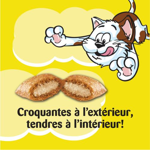 Temptations Adult Tasty Chicken Flavour Cat Treats 180g