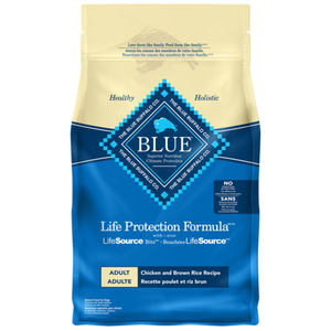 Blue Buffalo Chicken and Brown Rice Adult Dog Food 2.2 kg