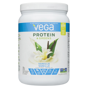 Vega Protein & Greens Drink Mix Vanilla 526 g
