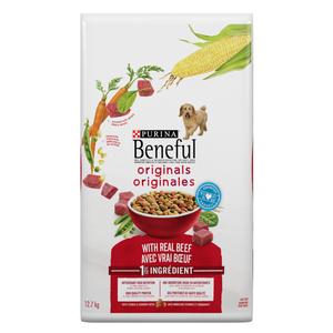 Purina Beneful Originals With Real Beef Dog Food 12.7 KG