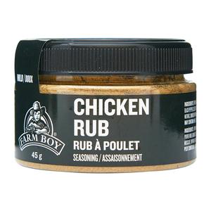 Farm Boy Seasoning Chicken Rub Warm 45 g