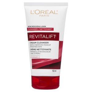L'Oreal Revitalift Cream Cleanser 150 ml
