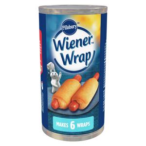 Pillsbury Ready To Bake Regular Wiener Wrap 200 g