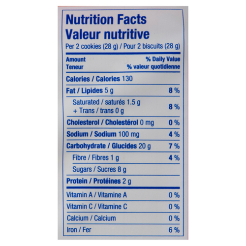 Christie Nutter Butter Peanut Butter Cookies 453 g