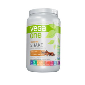 Vega One All-In-One Protein Powder Vanilla Chai 20 Servings