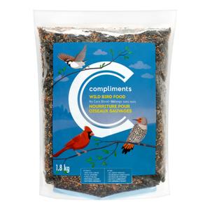 Compliments Wild Bird Food Gourmet Blend 1.8 kg