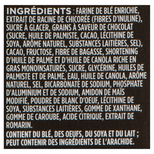 Fibre 1 Chocolate Fudge Brownies 5 x 25 g
