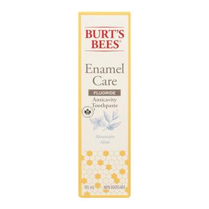 Burt's Bees Enamel Care Toothpaste 105 ml