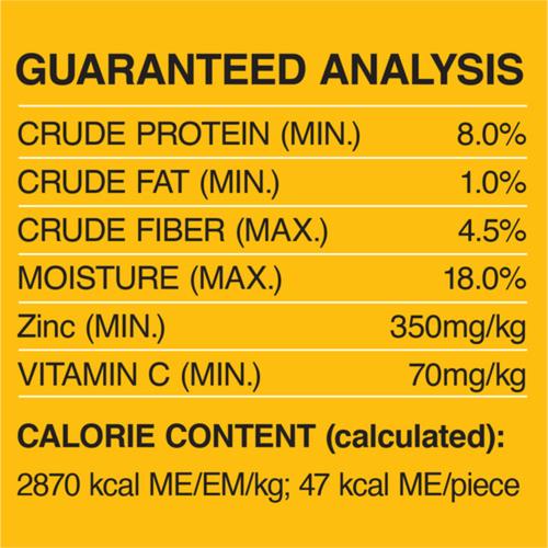 Pedigree Dentastix Oral Care Medium Dog Treats Original Flavour 608 g