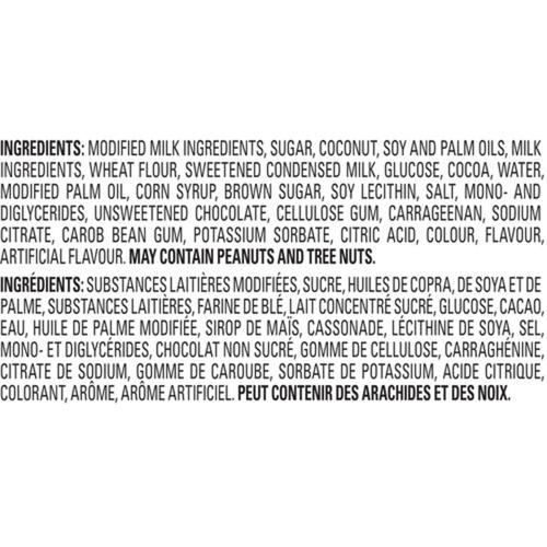 Nestlé Drumstick Simply Dipped Vanilla Caramel Cones 4 x 135 mL