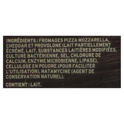 Cracker Barrel Cheese Shreds 3 Cheese Pizza 320 g