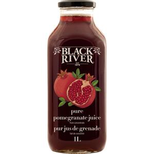 Black River Pure Pomegranate Juice 1 L
