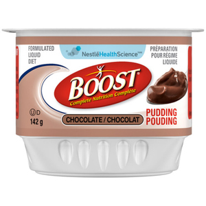 Boost Pudding Chocolate 6 x 142 g