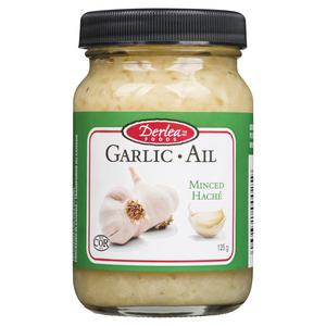 Derlea Minced Garlic 125 g
