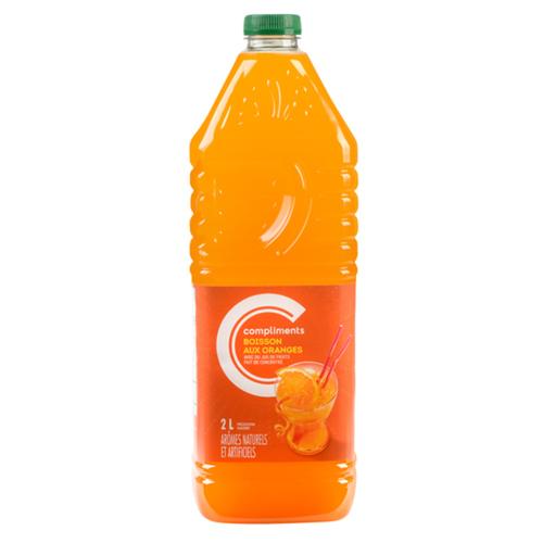 Compliments Orange Drink 2 L