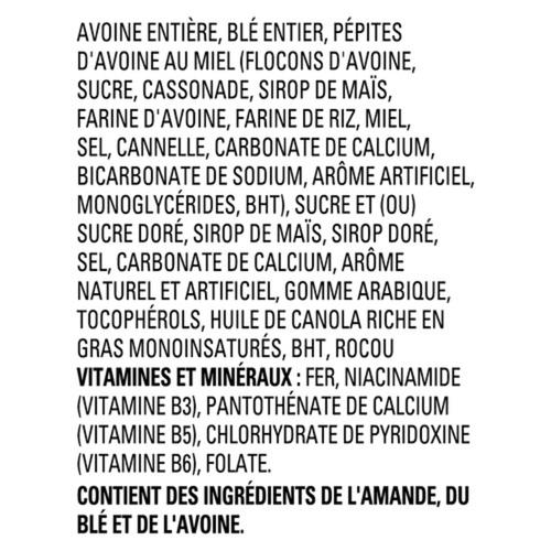 Oatmeal Crisp Maple Nut Cereal 423 g