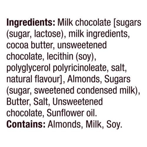 Hershey's Almonds & Skor Toffee Chocolate Bar 90 g