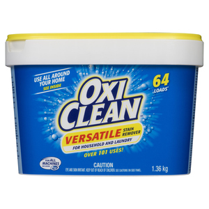 OxiClean Stain Remover Versatile Powder 1.36 kg