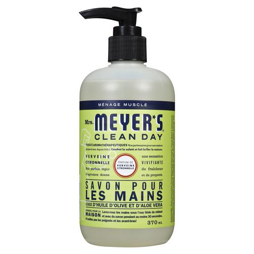 Mrs. Meyer's Clean Day Lemon Verbena Hand Soap 370 mL