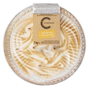 Compliments Lemon Meringue Pie 1 kg