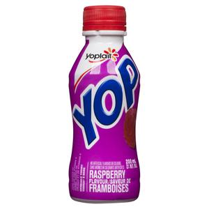 Yoplait Yop Drinkable Yogurt Raspberry 200 ml
