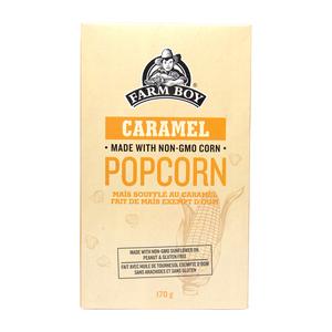 Farm Boy Popcorn Caramel 170 g