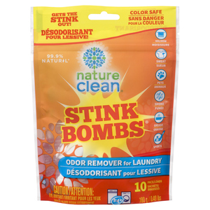 Nature Clean Laundry Odour Remover 180 g