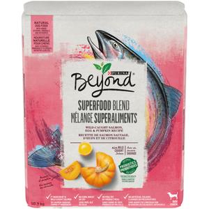 Beyond Superfood Dry Dog Food Salmon Egg & Pumpkin 10.2 kg