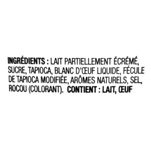 Kozy Shack Gluten-Free Tapioca Pudding Original 624 g