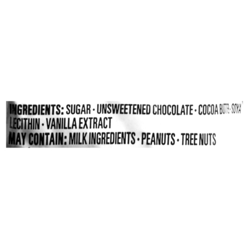 Compliments 50% Dark Cocoa Chocolate Chips 250 g