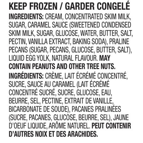 Häagen-Dazs Pralines & Cream Ice Cream 500 ml