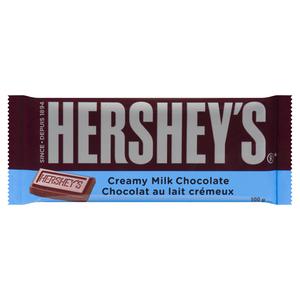 Hershey's Chocolate Bar Milk Family Size 100 g
