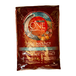 Purina One SmartBlend Salmon & Tuna Dog Food 6.8 kg