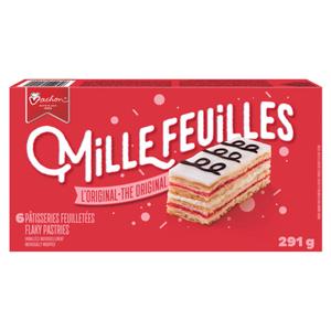 Vachon Mille-Feuilles 6 Pack 291 g