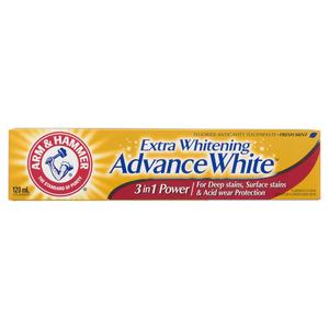 Arm & Hammer Advance White 3in1 Power Toothpaste 120 ml