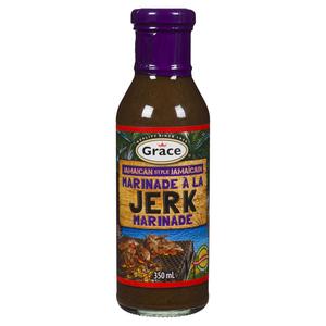 Grace Jamaican Style Jerk Marinade Sauce 350 ml