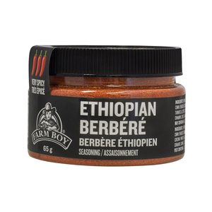 Farm Boy Seasoning Ethiopian Berbere Very Spicy 65 g